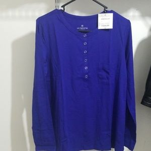 Liz Claiborne sleepwear night shirt